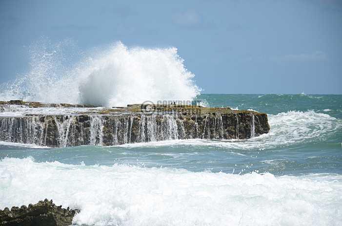 Praia de Barreta - Barreta beach