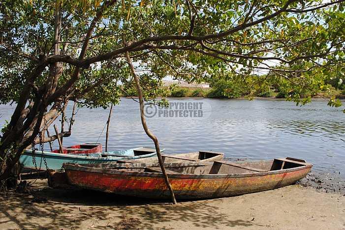 Rio Ceara Mirim - Ceara Mirim river, Brazil