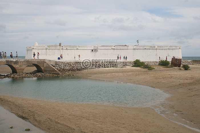 Forte dos Reis Magos - Reis Magos Fort, Brazil