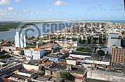 Natal vista parcial, Brasil - City Natal partial view, Brazil