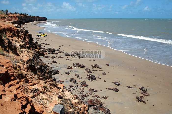 Praia de Zumbi - Zumbi beach, Brazil