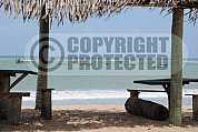 Praia de Caiçara - Caiçara beach