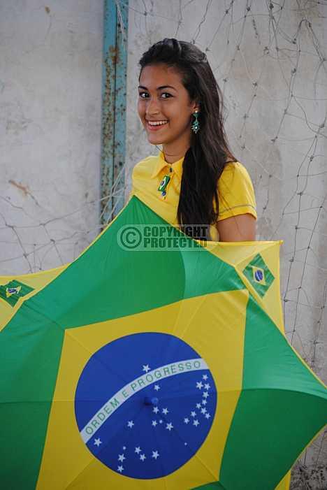 Torcedora brasileira