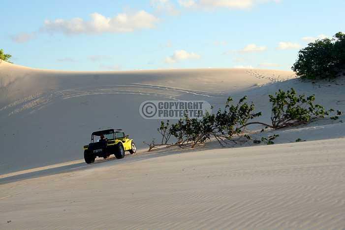Praia de Pititinga - Pititinga beach, Brazil