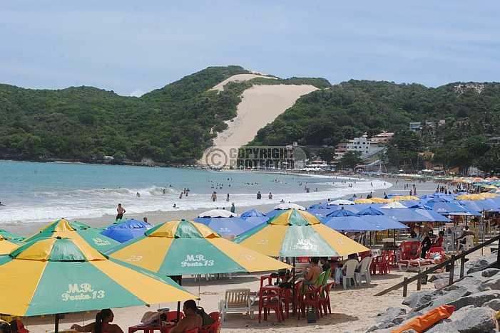 Praia de Ponta Negra - Ponta Negra beach
