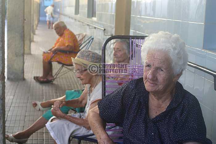 Idoso - Elderly