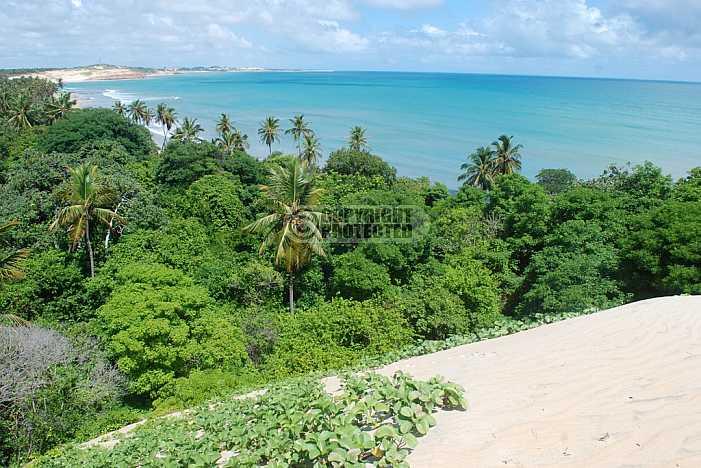 Praia de Barra de Maxaranguape - Maxaranguape beach